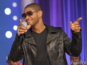 What would you ask Usher?