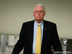 Sen. Jim Bunning, pictured, endorsed Dr. Rand Paul Wednesday.