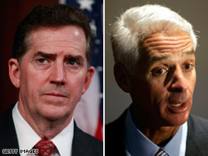 Sen. Jim DeMint said Wednesday during a conference call that Florida Gov. Charlie Crist should end his Senate bid and endorse rival Marco Rubio.