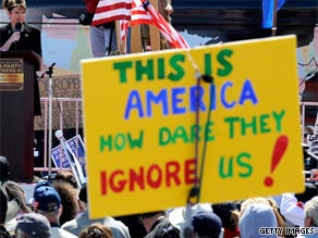 Ten percent of Americans say they have actively supported the Tea Party movement.