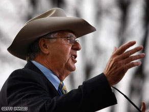 Former Majority Leader Dick Armey said Thursday that the Tea Party movement is a force to be reckoned with.