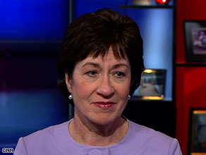 Sen. Susan Collins is leading an investigation into last November's mass shooting at Fort Hood.