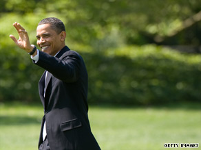 President Obama will attend fundraisers from coast to coast over the next few days.