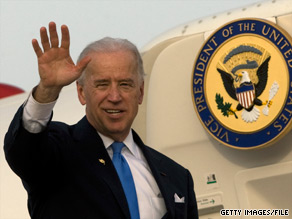 Vice President Joe Biden will appear on The View on Thursday.