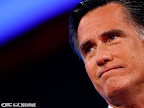 According to an Iowa Poll released Friday, 62 percent of people who said they were likely to vote in the state's Tuesday GOP primary give Mitt Romney a favorable rating.