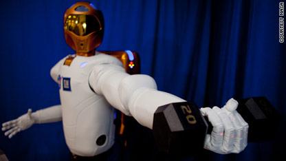 real space robots nasa - photo #14