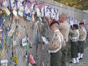 Fifteen years ago, a bomb ripped through a federal building in Oklahoma City, Oklahoma, in the worst homegrown terror attack on U.S. soil.