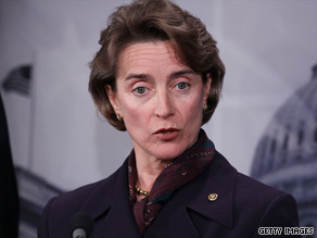 Sen. Blanche Lincoln will not return campaign donations from Goldman Sachs, she said Tuesday.