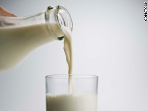 According to a new report, many people who think they're lactose intolerant may not be