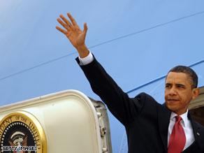 President Obama will visit three states next week on his White House to Main Street tour.