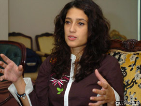 Fatima Bhutto is your Connector of the Day.