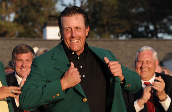 After his Masters victory, 2010 could be a memorable year for Phil Mickelson.