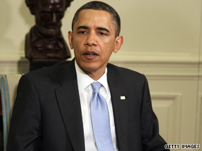 President Obama said Wednesday that the SEC is an independent agency and that his administration was not consulted about the SEC's decision to file civil fraud charges against Goldman Sachs.