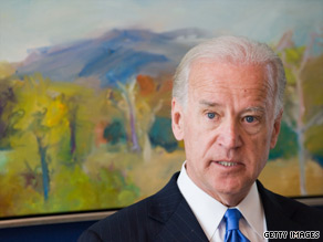 Vice President Joe Biden will appear on 'The View' on Thursday.