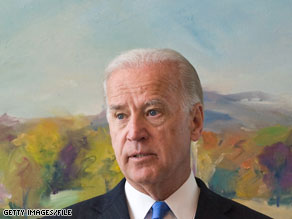Vice President Biden opened up to the ladies of 'The View' on Thursday.