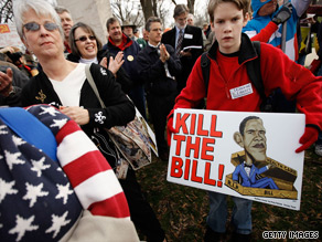 A new report puts the number of Tea Party activists at 67,000.