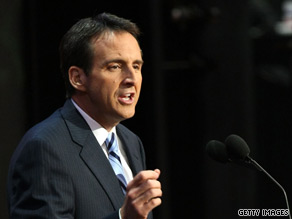 Tim Pawlenty is scheduled to visit South Carolina in May.
