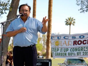 Two threatening phone calls forced the closure of both of Arizona Rep. Raul Grijalva's district offices Friday.