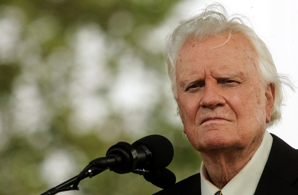 billy graham family. quotes from Billy Graham