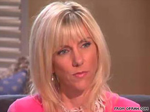 Rielle Hunter told Oprah Thursday that she was helping John Edwards find his 'authentic self.'