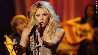 Shakira will meet with Phoenix Mayor Phil Gordon to protest new law.