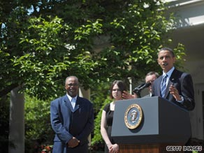 President Obama said Friday that the economy is 'in a much better place than one year ago.'