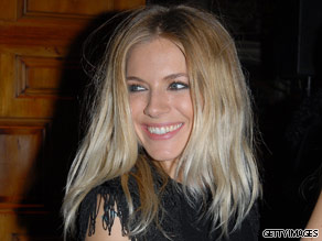 Sienna Miller is your Connector of the Day.