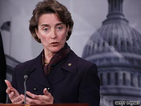 Senator Blanche Lincoln faces a tough battle for a third term in office.