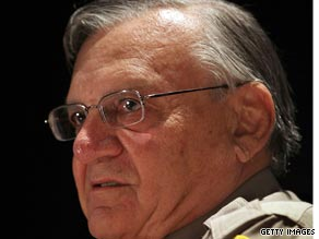  Sheriff Arpaio is contemplating a run for governor of Arizona.