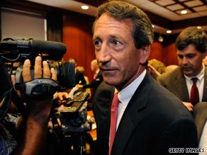 Governor Mark Sanford will not face criminal charges.