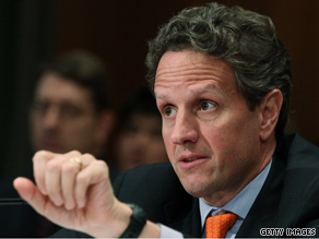 Treasury Secretary Timothy Geithner on Tuesday is slated to detail the administration's proposal to bill Wall Street for last year's bailouts, instead of taxpayers.