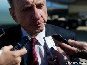 A new poll out Tuesday indicates that Sen. Arlen Specter&#039;s lead in the Pennsylvania Democratic primary is shrinking.