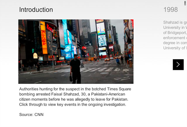 Neighbor: Times Square bomb suspect 'didn't like the sunlight' - CNN com