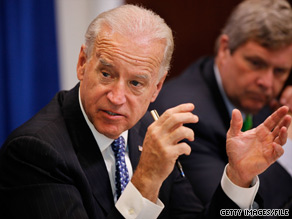 Vice President Biden has departed on a four-day trip to Europe to discuss key economic and security issues, the White House announced Wednesday.