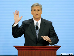 California Rep. Kevin McCarthy is leading the &#039;Commitment to America&#039; online effort.