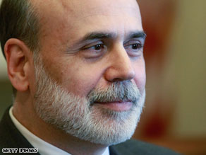 Federal Reserve Chairman Ben Bernanke said Thursday the central bank is working to increase oversight of financial institutions.