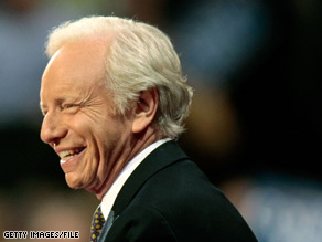 Sen. Joe Lieberman will partner with Sen. John Kerry to resurrect climate change legislation.