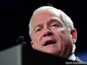 For an hour or so, Saturday, at Fort Riley, Secretary Robert Gates patiently fielded questions, and a few complaints, from military spouses.