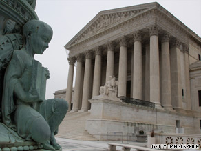 The Supreme Court ruled Monday the federal government has the power to indefinitely keep some sex offenders behind bars.