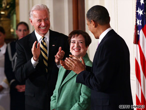 Elena Kagan&#039;s friends are recalling their experiences with Obama&#039;s high court nominee.