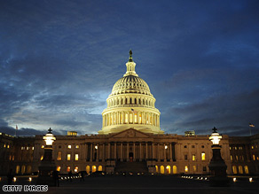 A new poll indicates trouble for incumbents on Capitol Hill.