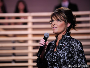 Sarah Palin responded Wednesday to Karl Rove's assessment of Delaware Senate candidate Christine O'Donnell's chances in November.