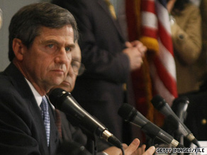 A new poll out Thursday shows Rep. Joe Sestak, D-Pennsylvania, gaining ground against the likely Republican nominee in a hypothetical general election match-up.