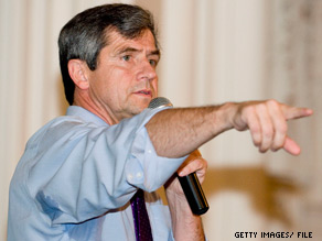 Sestak says he will do all he can to defeat the likely Republican nominee if he fails to beat Sen. Arlen Specter in the Tuesday primary.
