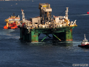  Congressmen introduce new oil rig safety legislation.