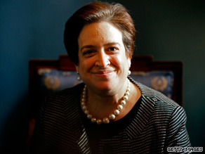 Recently released documents  reveal Elena Kagan&#039;s funny side, as well as a serious streak.
