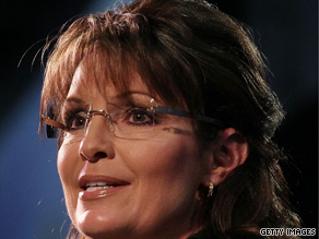 Sarah Palin bucked the GOP establishment on Thursday when she endorsed a Tea Party activist.