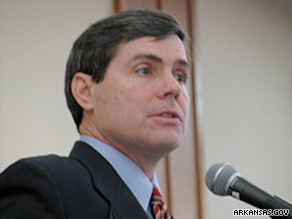 Lieutenant Gov. Bill Halter is hoping to defeat incumbent Sen. Blanche Lincoln Tuesday.