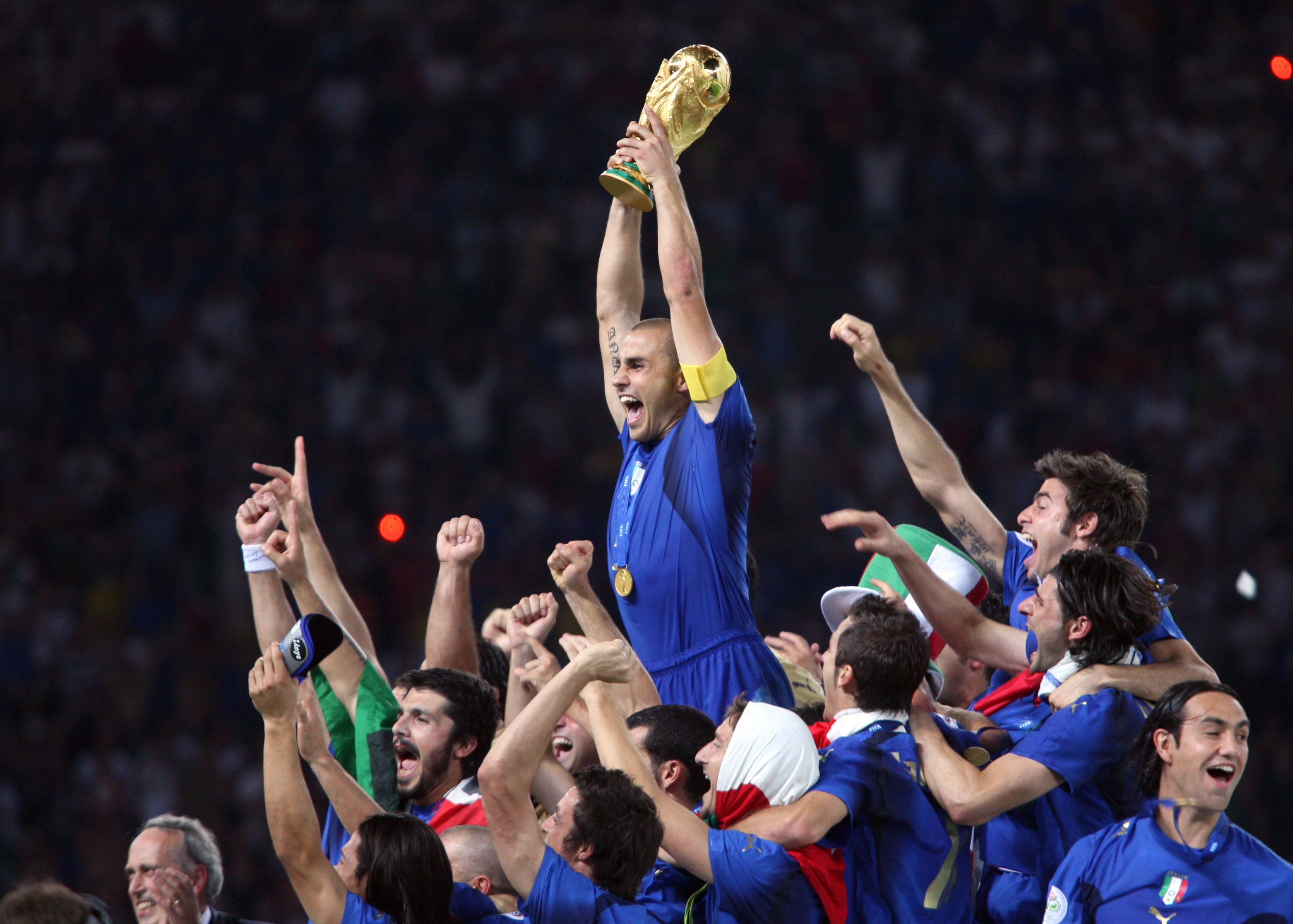 Italy won the World Cup in 2006 but who will do it this time around?.