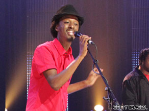 K'Naan is your Connector of the Day.